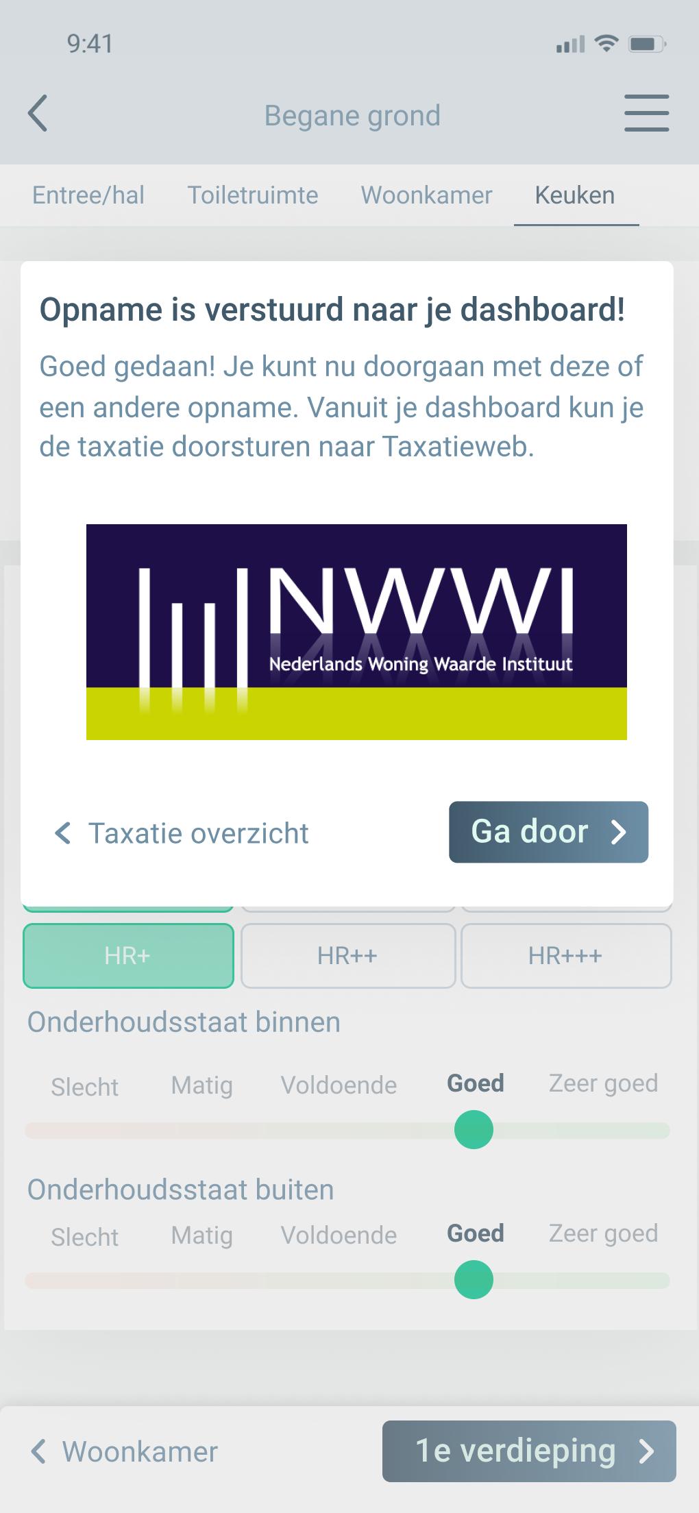 Taxatieweb